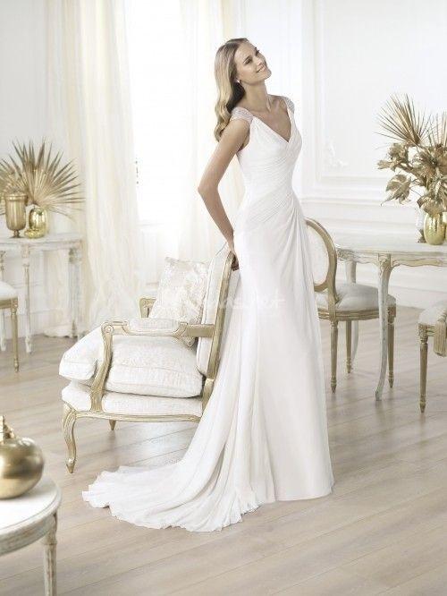 25 looks ideales para novias maduras | romantica | vestido de novia