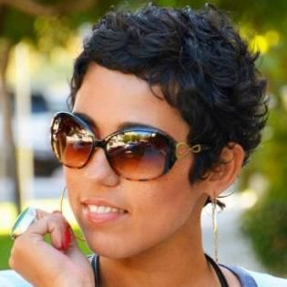 Blogger Spotlight Mimi G Style Short Hair Styles Sassy Hair Huge Hair