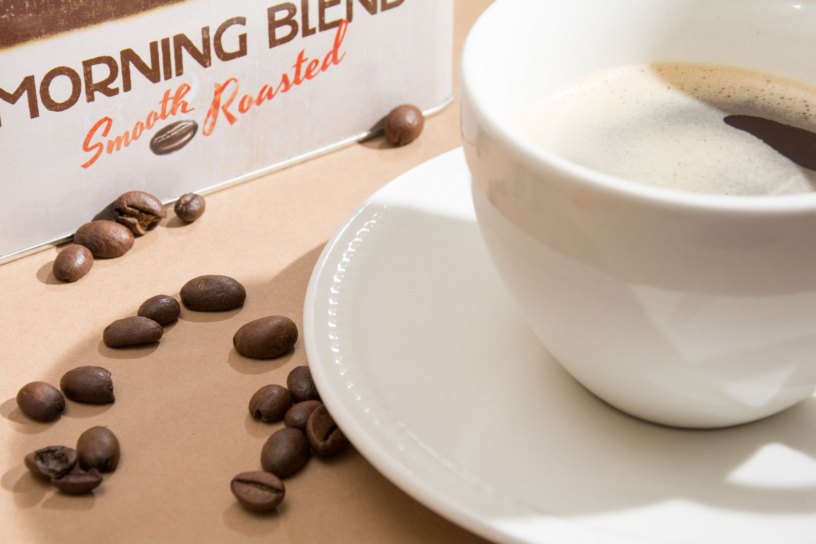 Morning Blend, yummy