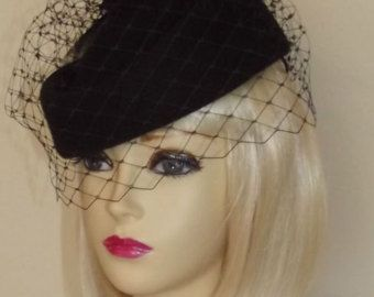 with Retro hat facial nets styles