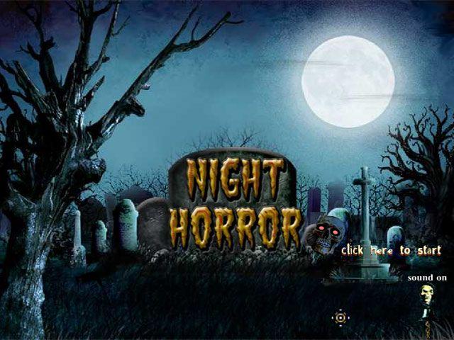 Night Horror - www.dnjfunngames.com