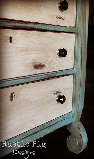 Diy Empire Dresser Makeover Tutorial Lists Chalk Paints Wax She Used To Update This Dresser Empire Dresser Empire Dresser Makeover