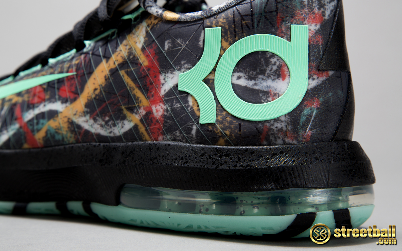 3a3a7a8c872b New Kevin Durant KD VI NBA All-Star Game Sneakers - Streetball 4 Life