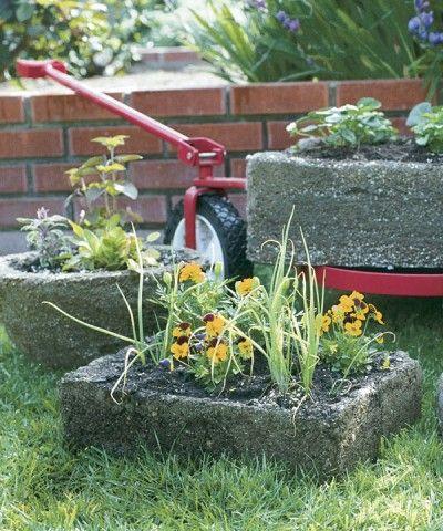 Cómo hacer jardineras y macetas de hypertufa Ee uu - como hacer una jardinera