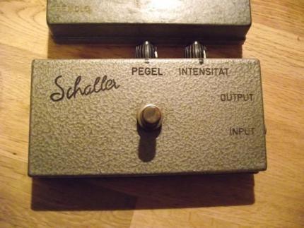 Schaller Fuzz in Berlin Kreuzberg Musikinstrumente und