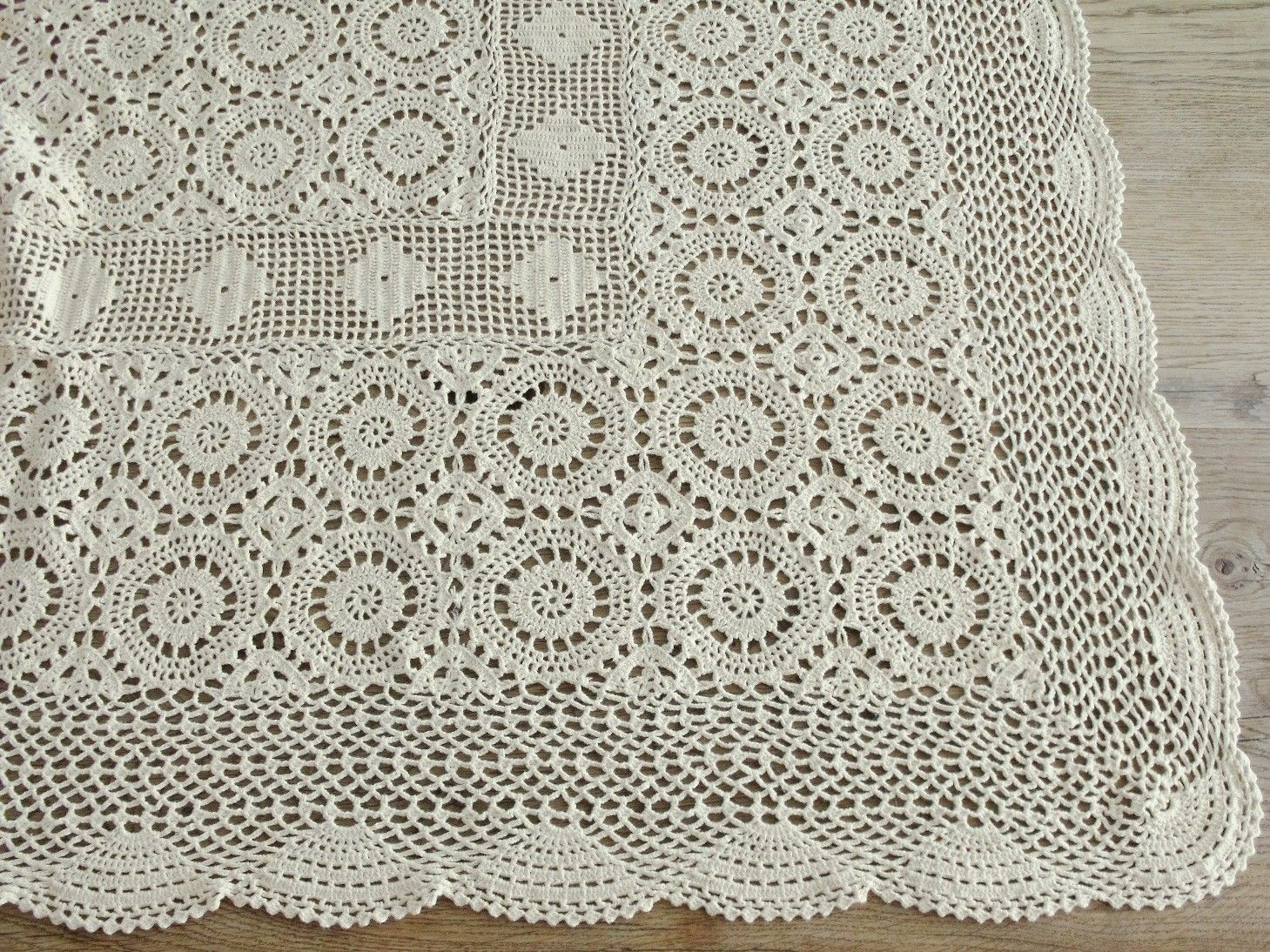 Creamy vintage crochet bedspread by robinseggbleunest on etsy creamy vintage crochet bedspread by robinseggbleunest on etsy bankloansurffo Choice Image