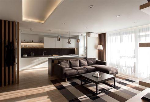 Captivating Dunkles Und Gemütliches Apartment Mit Einem Schlafzimmer Von Davidsign  #apartment #davidsign #dunkles #einem #gemutliches #schlafzimmer