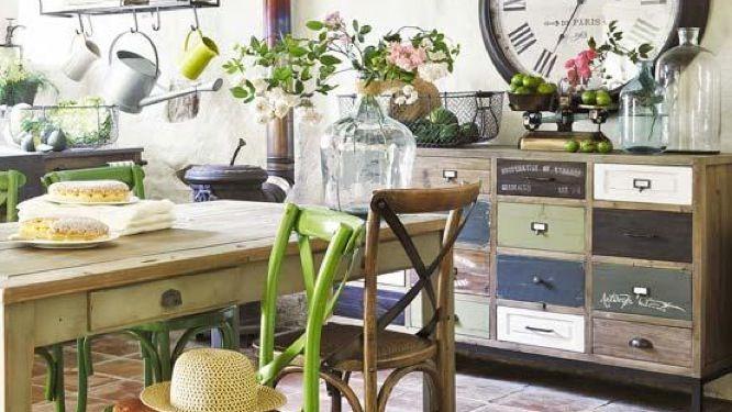 Les Meilleures Images Du Tableau DECORATION Inspiration Sur - Table a manger fait maison pour idees de deco de cuisine