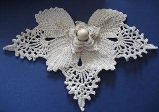 Prachtig item voor irish lace werk