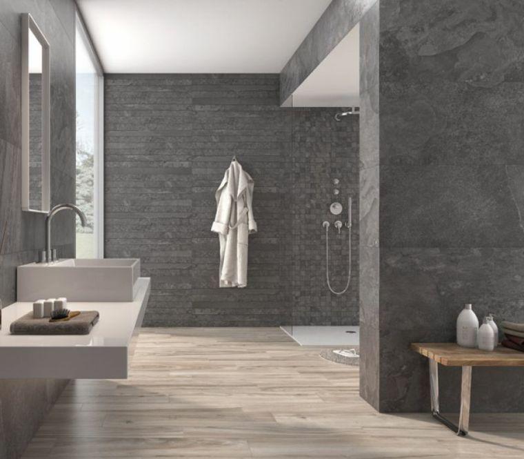 diseño de cuarto de baño elegante | Cocinas y baños | Pinterest ...