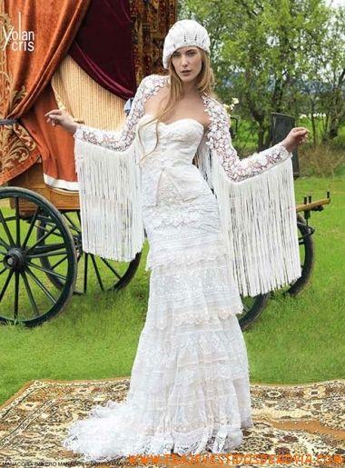Vestidos de novia ibicencos en alicante
