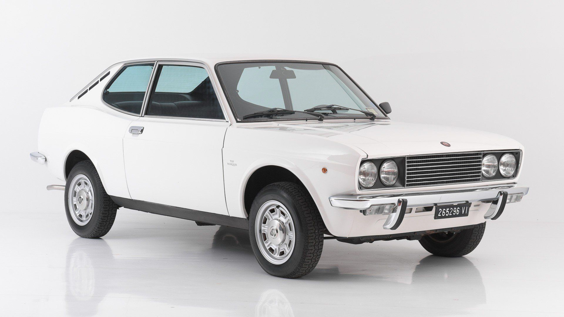 1973 Fiat 128 Coupe Sport Lusso