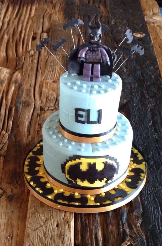 Lego Batman cake My Cakes Pinterest Lego batman cakes Batman