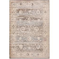 Photo of benuta Teppich Velvet Taupe 160×230 cm – Vintage Teppich im Used-Look benuta