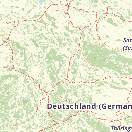Shows the distance in kilometres between Saarburg and