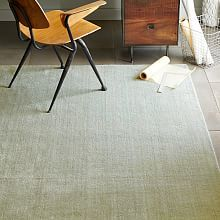 Parallels Wool Rug Lagoon Home Decor Solid Rugs Rugs