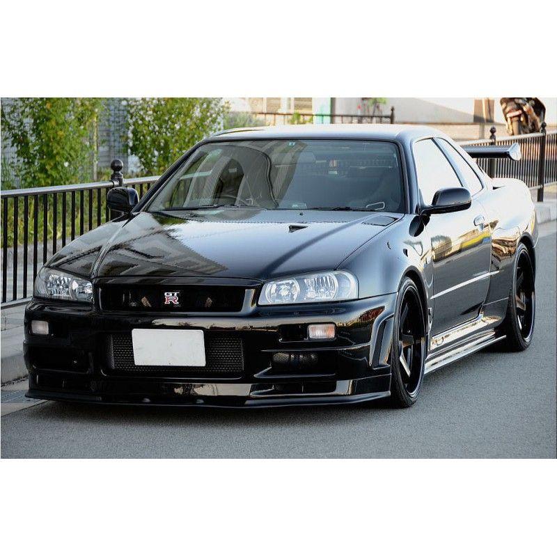 Nissan Skyline GTR R34 VSpec II NUR for sale in Japan JDM