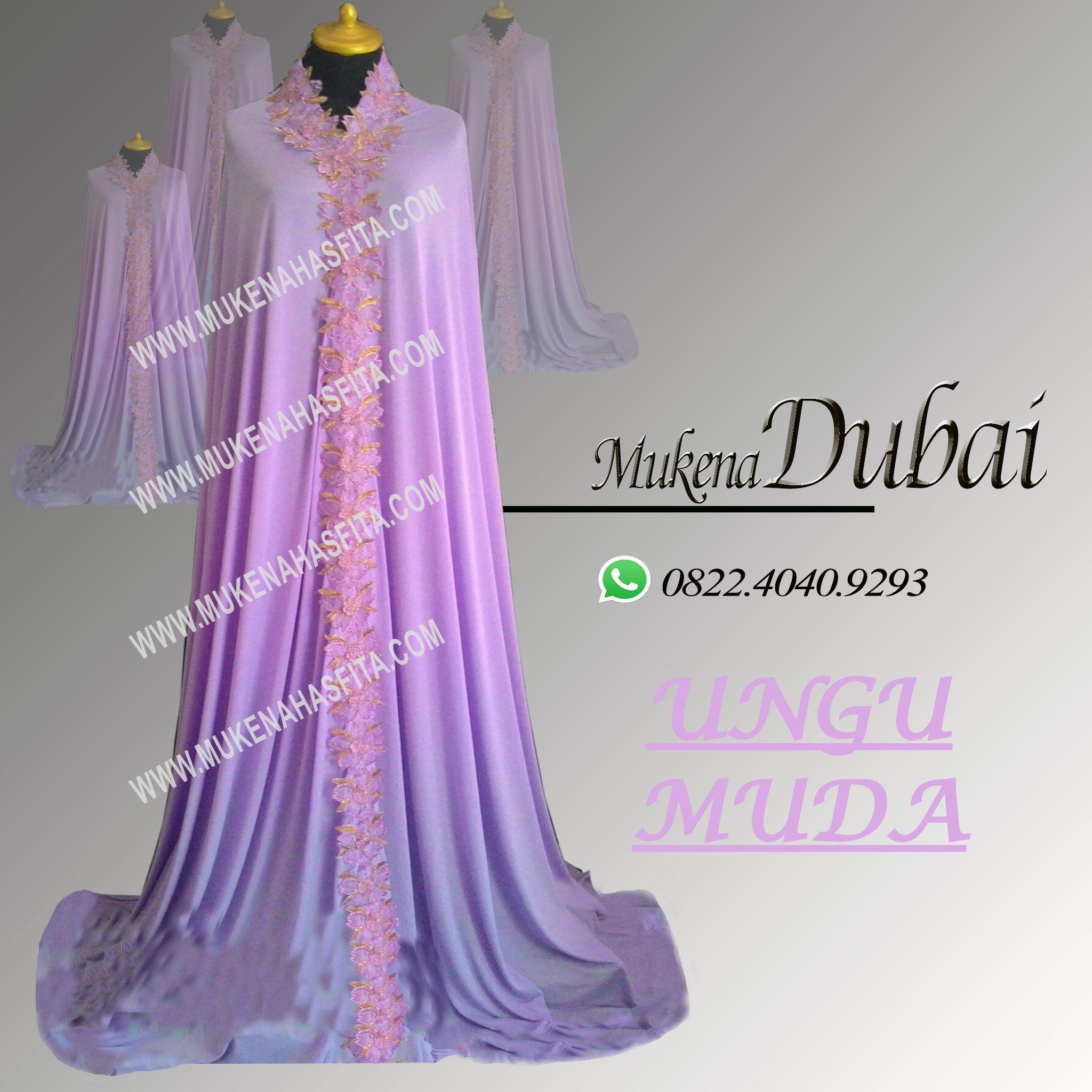 Mukena Dubai 2016 Mukena Dubai Bordir Mukena Dubai Berlengan