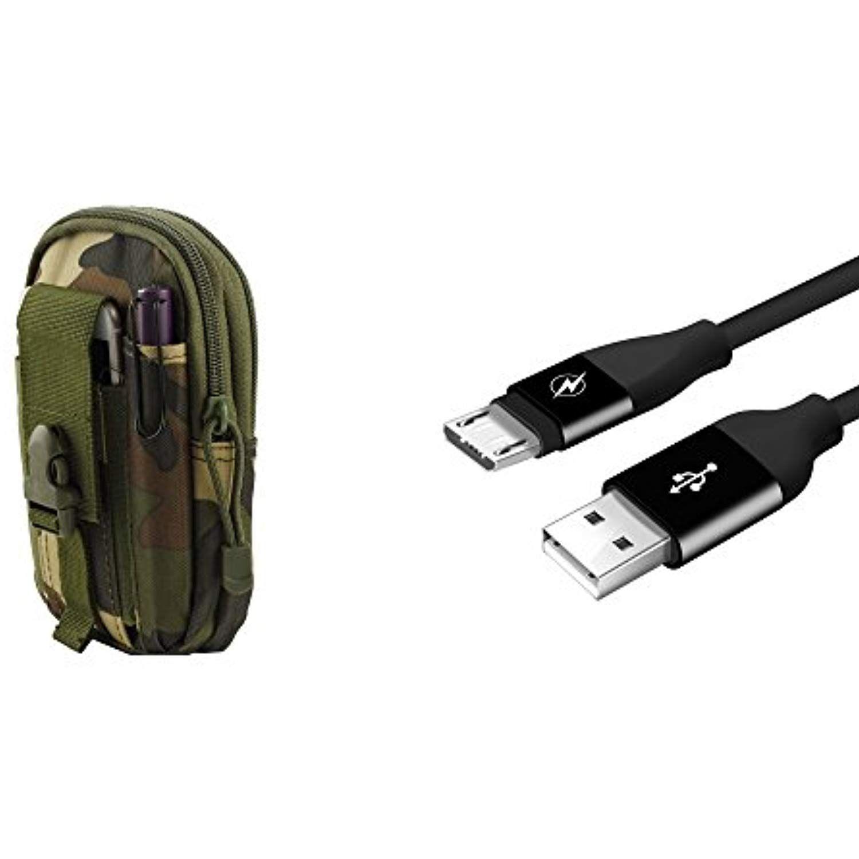 Samsung Galaxy J3 Eclipse - Bundle: Tactical EDC MOLLE