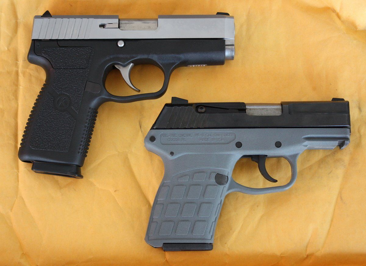 Another entry into the small self defense pistol category  The Kahr