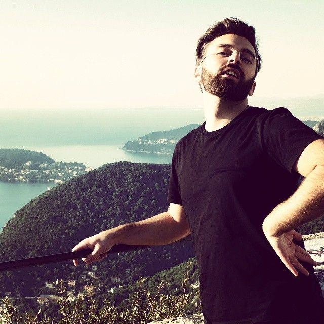 #Larvotto Damn wind in my hair! #france #vacation #wellalife by scissormandan from #Montecarlo #Monaco