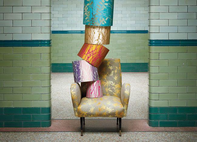 Harlequin - Designer Fabric and Wallcoverings | Kallianthi Fabrics by Clarissa Hulse