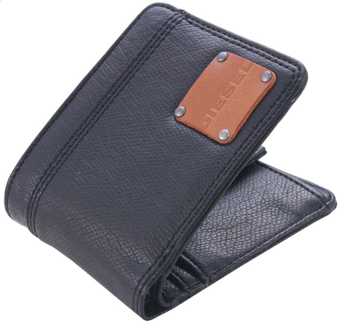 Están familiarizados imitar inteligente  Diesel Wallets - Black Core Hiresh Small Wallet #Mens #Wallet If you love  fashion check us out. We're always adding new products for your closet!
