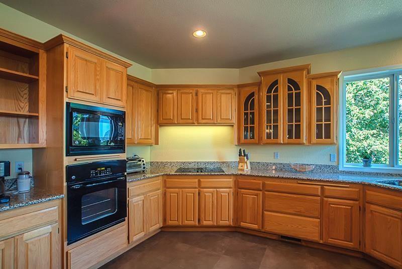 81 Absolutely Amazing Wood Kitchen Designs Page 13 Of 16 Kitchen Remodel Small Kitchen Remodel Design Kitchen Backsplash Designs