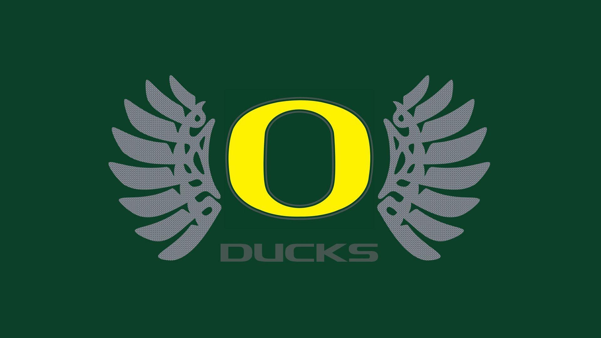 Oregon Ducks Logo Wallpaper Background 8294 Oregon Ducks Logo Oregon Ducks Oregon Ducks Football