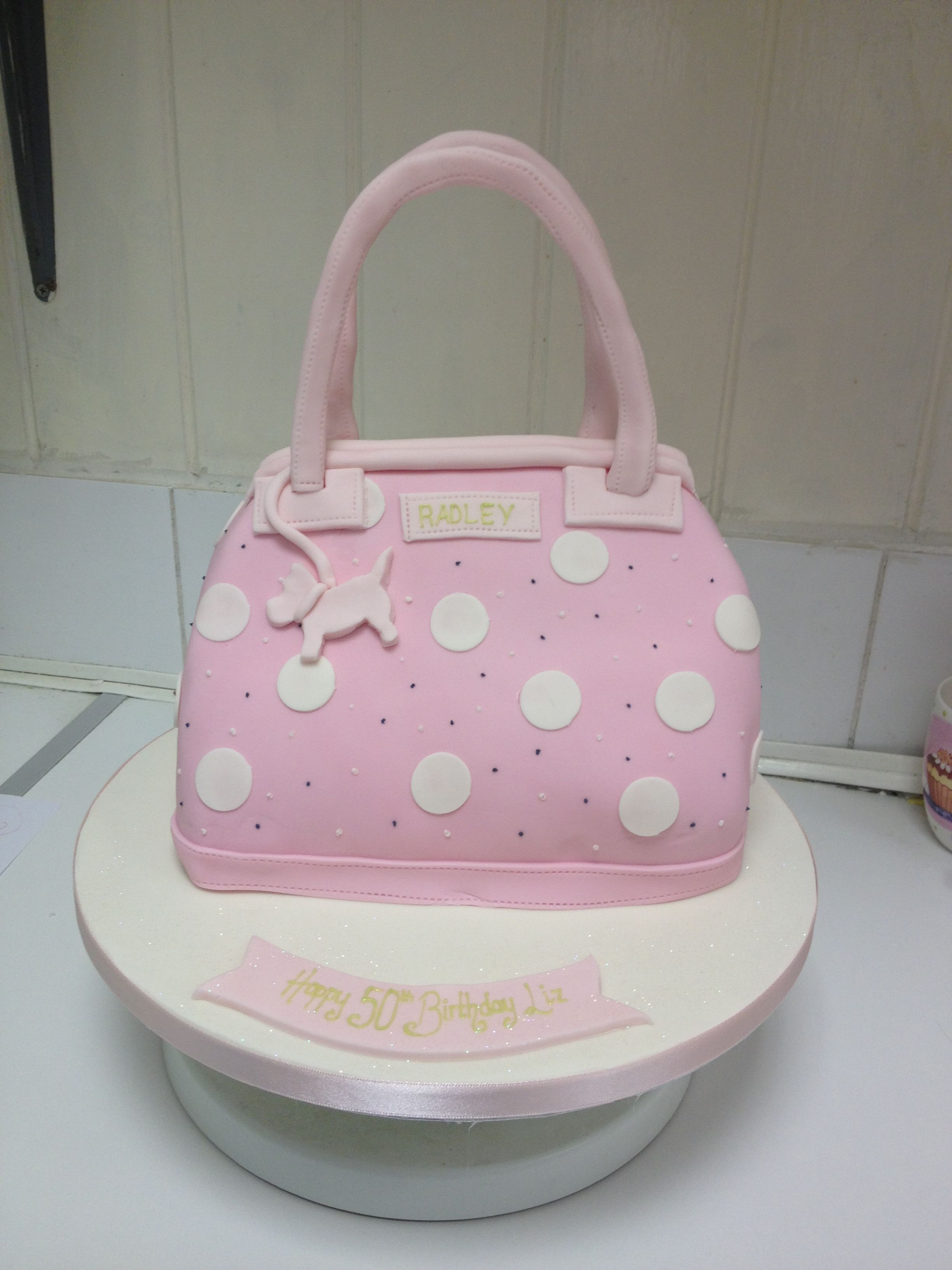 radley cake scottie in a sailboat a dorable our cherished radley handbag cake
