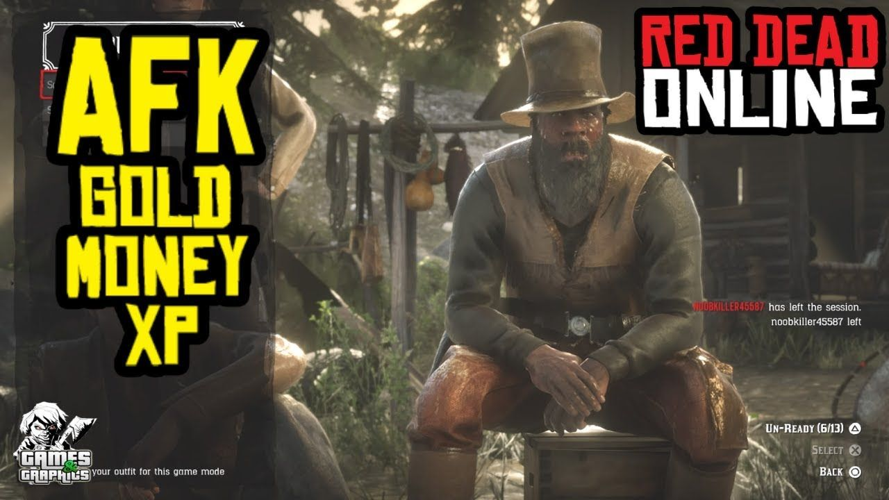 red dead redemption 2 online ps4 xbox
