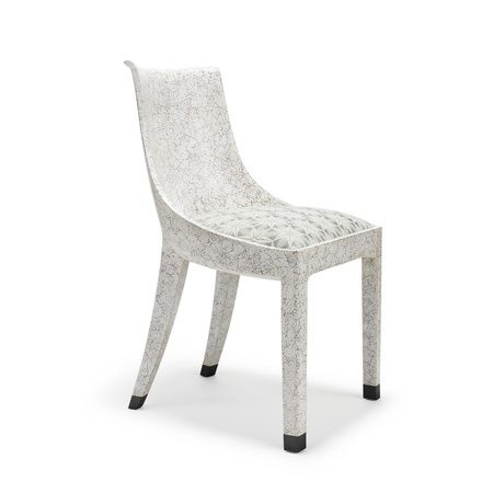 181 1 Eggshell Le Dining Chair This Ifact