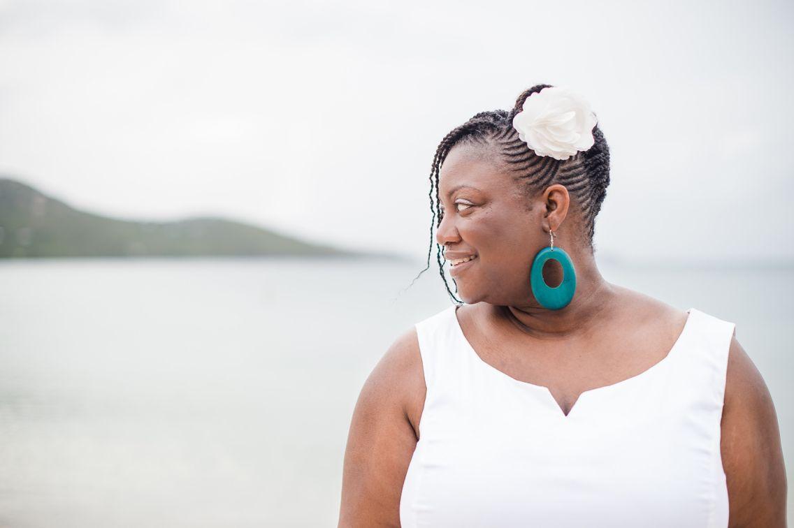 Natural hair slayed wedding day | Natural Hair | Pinterest