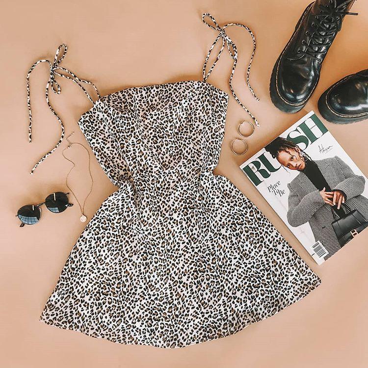 THE SHIFT DRESS – TREND ENVY