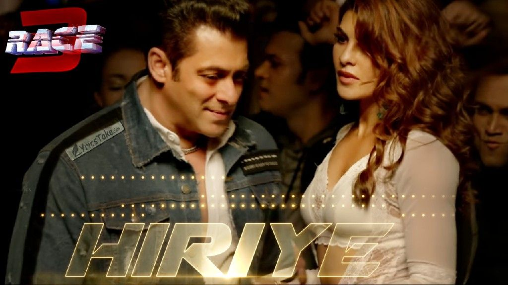race 3 mashup mp3 download