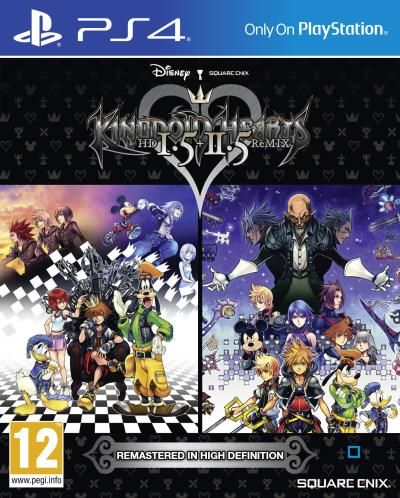 Cool Kingdom Hearts Hd I 5 Ii 5 Remix En Solde Fnac En News Ps4 Kingdom Hearts Hd Kingdom Hearts 1 Kingdom Hearts