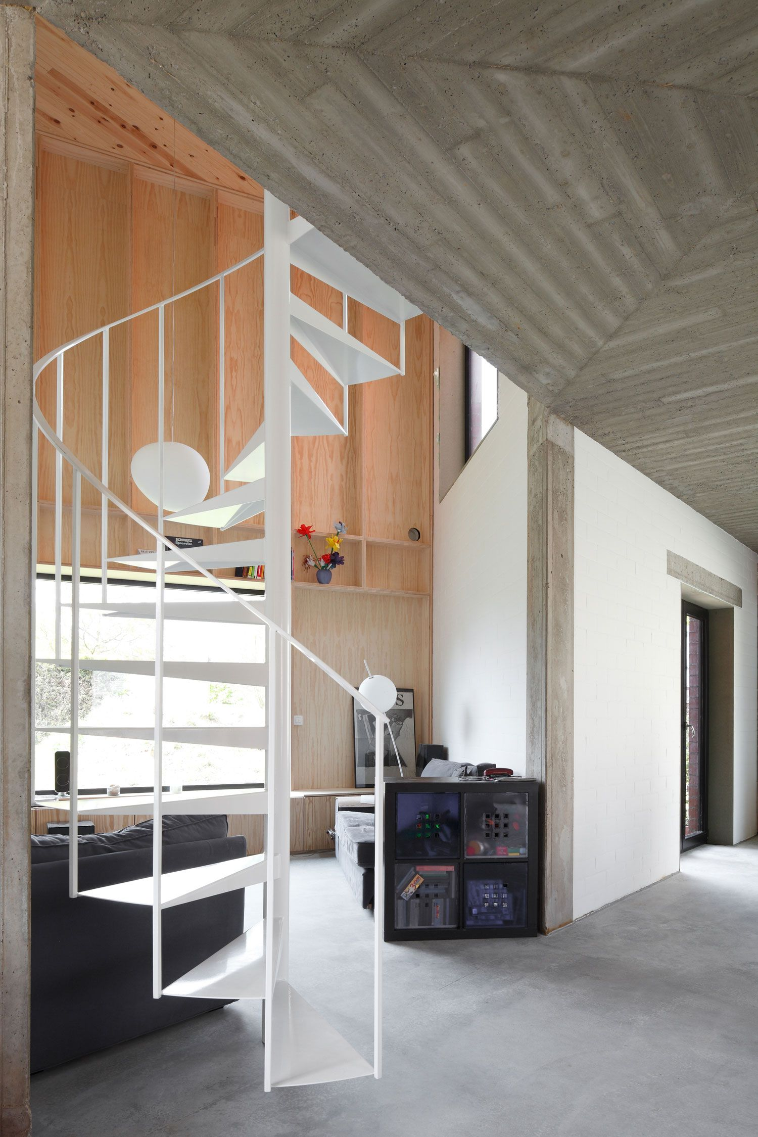 Home in Wondelgem by BLAF Architecten