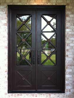 eskridge iron door stock