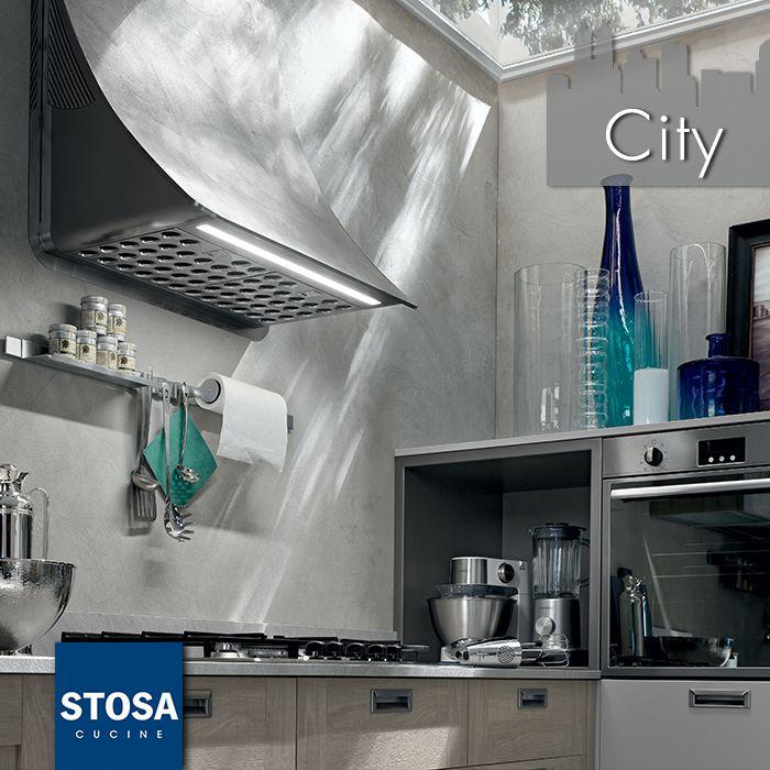 City - Cucine Stosa Centro Cucine Stosa Roma | Cucine da amare ...