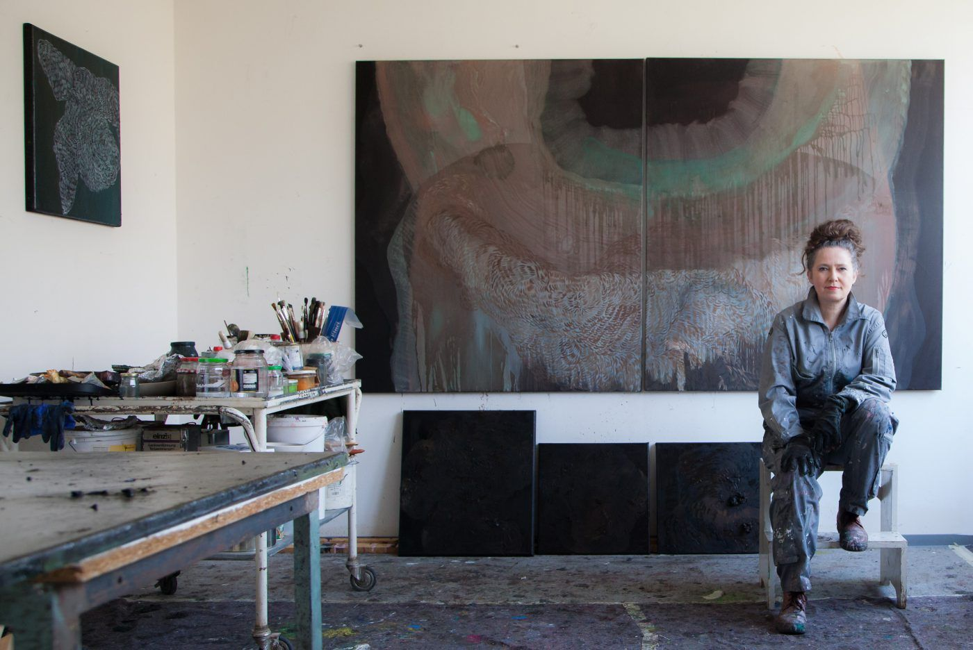 Offenes Atelier Ganztagig Vorerst Abgesagt Wg Coronakrise Sa 23 05 2020 Kunsthalle Atelier Burkamp