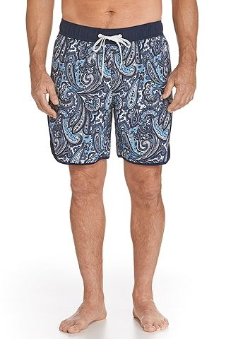 7386c492d9 These paisley shorts are perfect for a day in the sun. Find this Pin and  more on Mens Summer UPF 50+ Style by Coolibar. Tags. Sun Protective Clothing