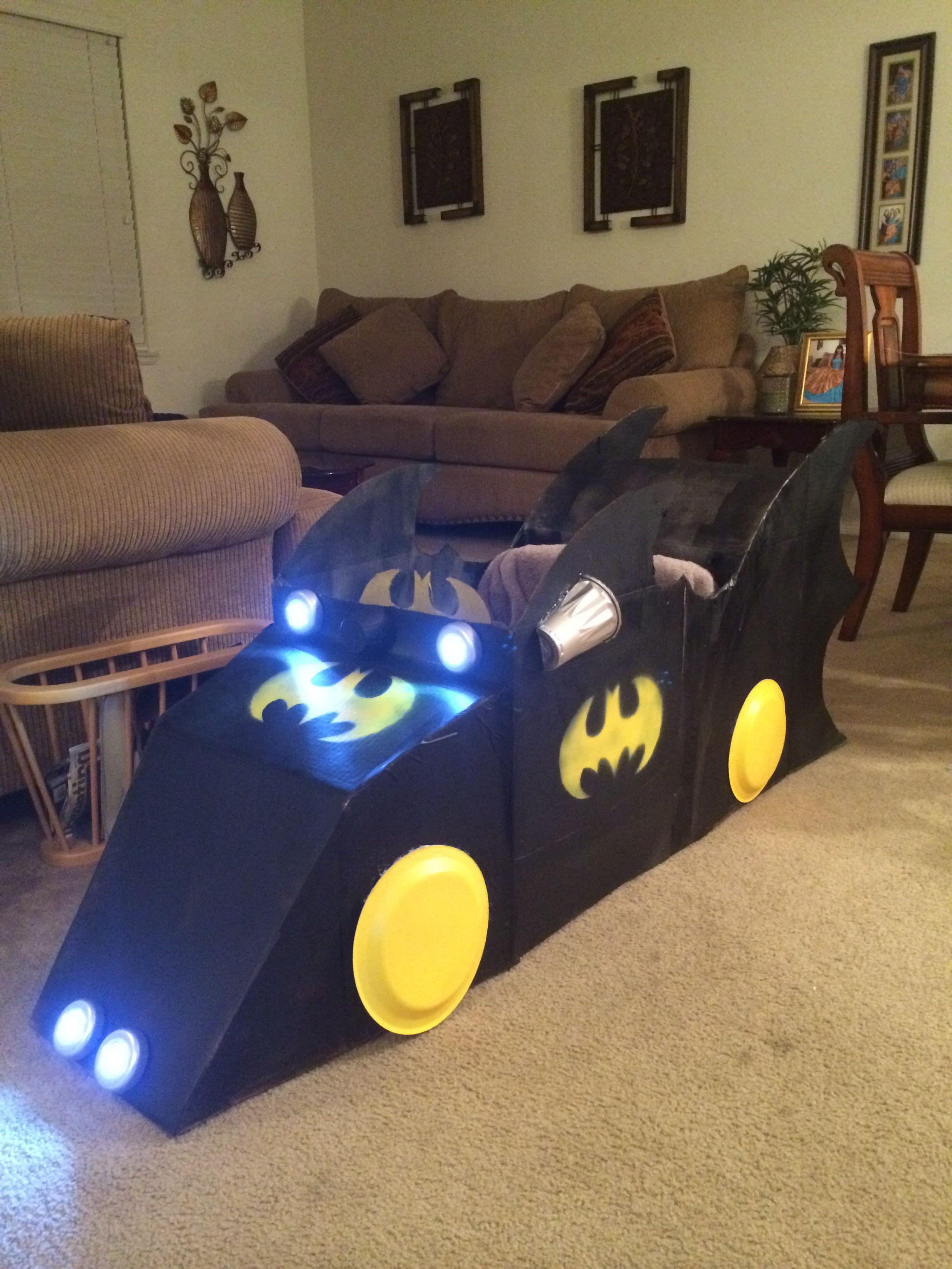 Batmobile, Yes The Steering Wheel