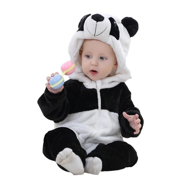 fluffy animal jumpsuit d christmas sale d let your angel unleash their spirit animal in this
