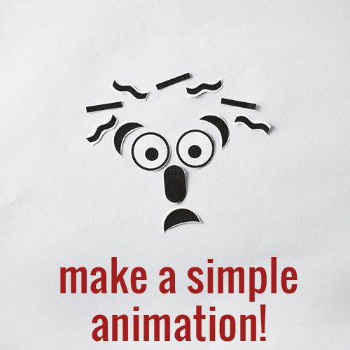 How to Make a Simple Animation | Storyboard, Free printable and ...