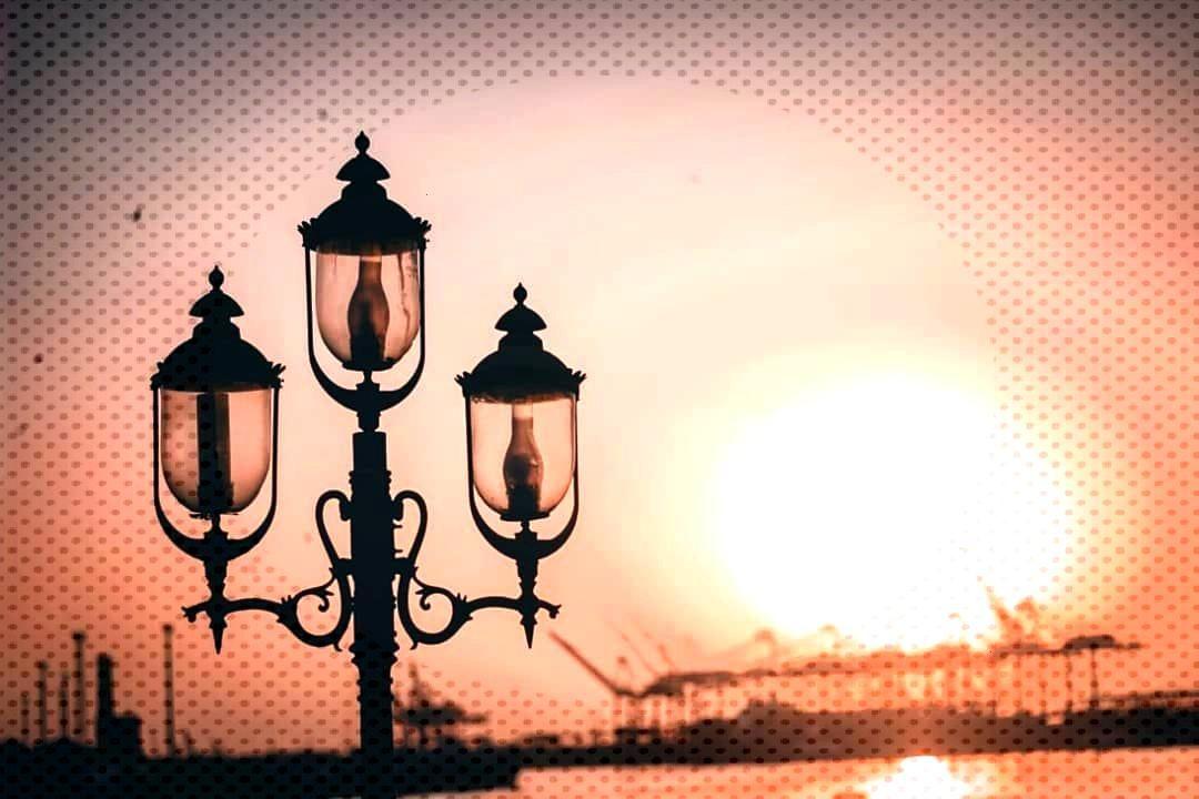 Sunset ✨ @_shayanjawaid12 . . .