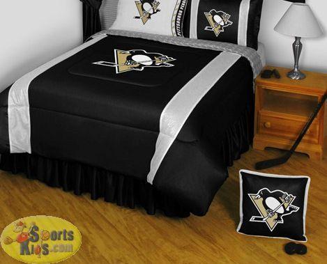 Pittsburgh Penguins Bedding Nhl, Pittsburgh Penguins Bedding Queen