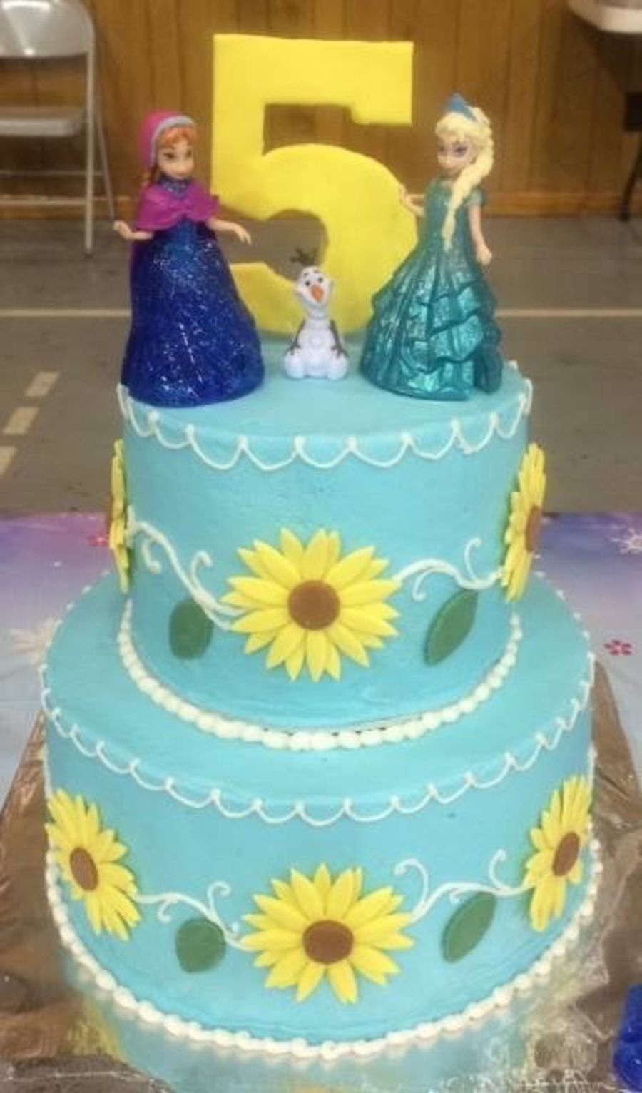 Super Frozen Fever Cake With Images Frozen Themed Birthday Party Funny Birthday Cards Online Alyptdamsfinfo