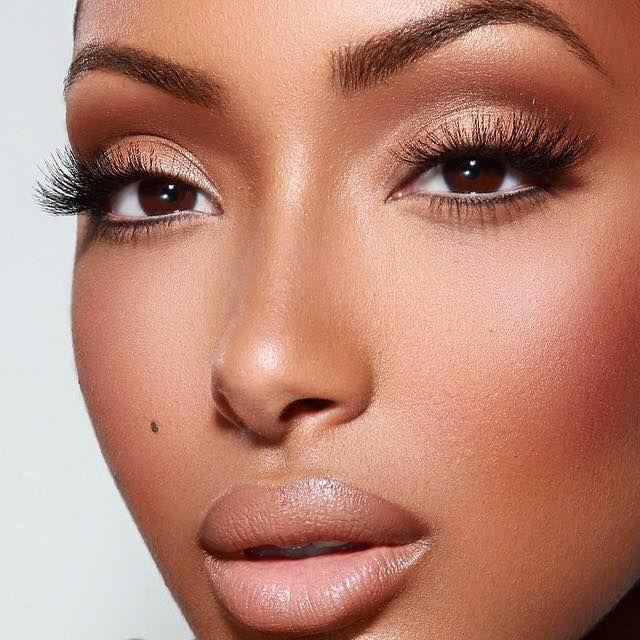 Pin by Princess Jasmine on Makeup Ideas | Pinterest | Nude makeup ...