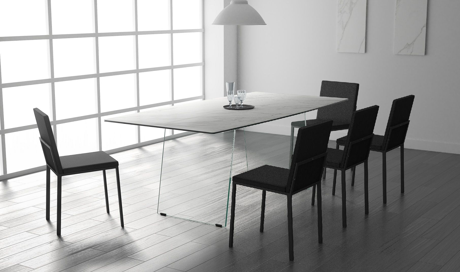 Der Keramik Tisch Als Solches Ist Ja Mittlerweile Sehr Beliebt Geworden Auf Grund Seiner Optisch Schönen Und Robusten Ob Esstisch Modern Esstisch Design Tisch