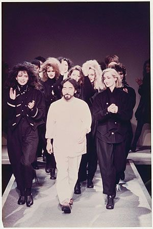 Yohji Yamamoto Was Told That White Is The Absence Of Color But Black Is The Presence Of All Colors Yohji Yamamoto Yoji Yamamoto Yamamoto